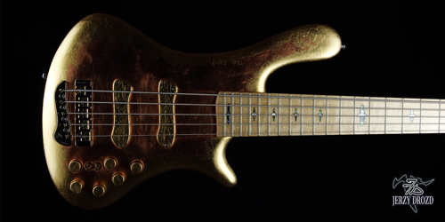 JERZY DROZD Eta Carinae bass guitar eclipse view
