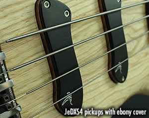 bass guitar pickups jed4