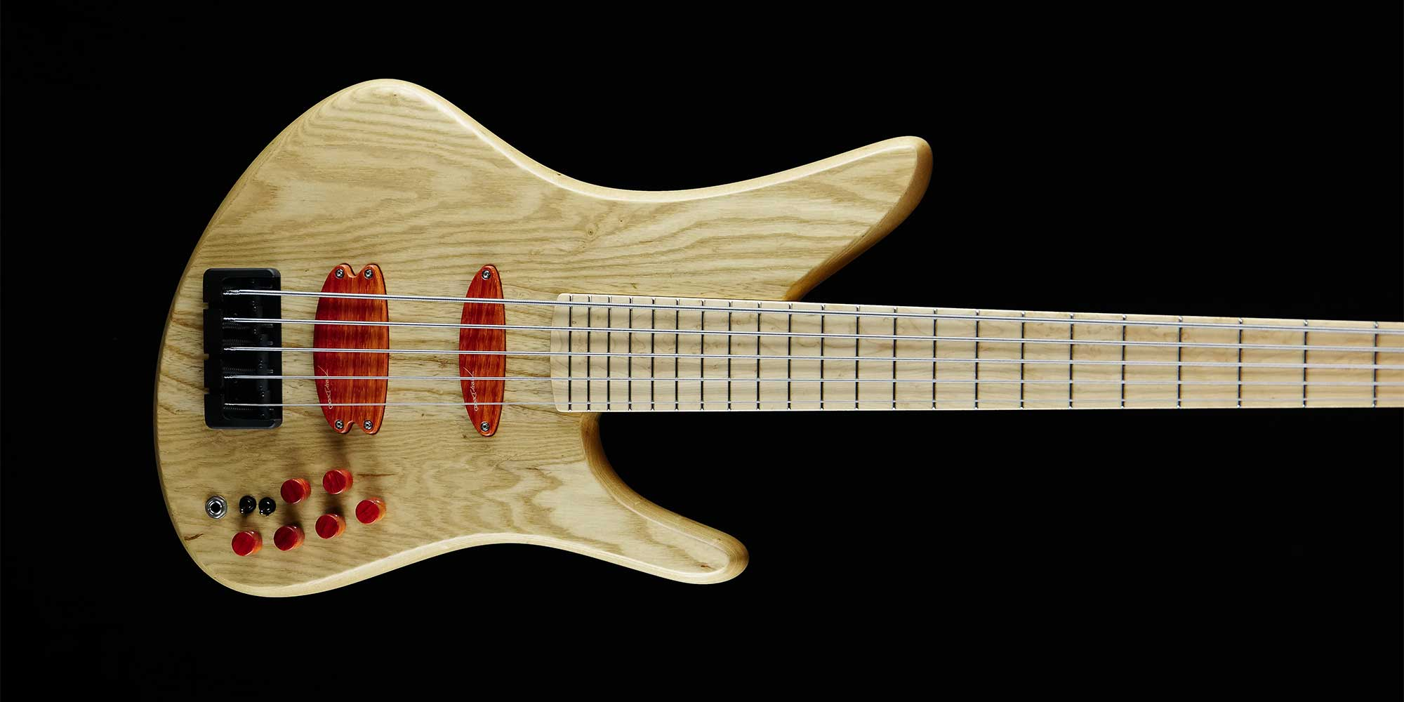 prelude bass guitar back view small